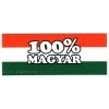 100% Magyar (6,5x16 cm)