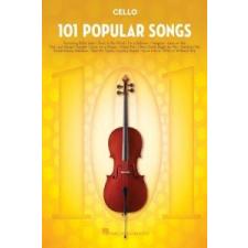 101 Popular Songs – Hal Leonard Corp idegen nyelvű könyv