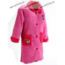 104-es Minnie Egér/Minnie Mouse Rózsaszín gyerekköntös