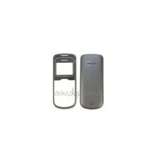 1202 előlap és akkufedél fekete mobiltelefon előlap