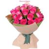 20 szál rózsaszín rózsa