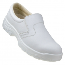 251 S2 Basic Munkavédelmi belebújós cipő (Munkavédelmi cipő belebújós)