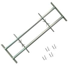 2 keresztrudas állítható biztonsági rács ablakra 1000-1500 mm építőanyag