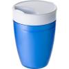 2in1 pohár, műanyag, kék