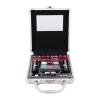 2K Beauty Basic Train Case ajándékcsomag Teljes sminkkészlet nőknek