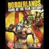 2K Borderlands - Game of the Year Edition (PC - Digitális termékkulcs)