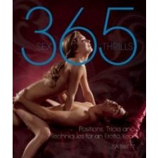 365 Sex Thrills – Editors Of Amorata Press idegen nyelvű könyv
