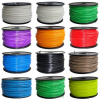 3D PRINTER FILAMENT 1,75mm ABS Ég kék