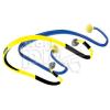 3M™ Peltor® Ear 30142 E.A.R. Pulsar flexibilis, pántos füldugó, formázott (SNR 23dB)