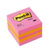 3M POSTIT Öntapadó jegyzettömb, 51x51 mm, 400 lap, , pink
