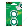 3M Scotch Ragasztószalag, 19 mm x 7,5 m, 3M SCOTCH Magic tape (LPM81975R2)
