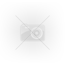 Kalocsai porcelán Medál ovál - fehér medál