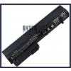 412779-001 4400 mAh 6 cella fekete notebook/laptop akku/akkumulátor utángyártott