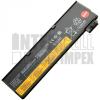 45N1124 2000 mAh 3 cella fekete notebook/laptop akku/akkumulátor utángyártott