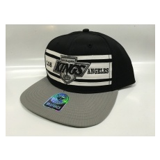 47 Brand Los Angeles Kings Siltes sapka Three Stripes Snapback