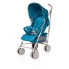 4 Baby Le Caprice Babakocsi - SÖTÉT TÜRKIZ