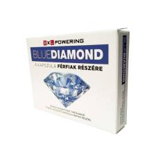 4 db BlueDiamond XXL Powering étrend-kiegészítő kapszula férfiaknak vágyfokozó