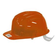 4 pontos védősisak, narancssárga