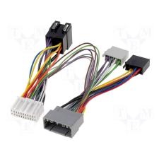 4CarMedia Kihangosító átalakító kábel CHRISLER 2001-től audió/videó kellék, kábel és adapter