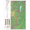 Stiefel Eurocart Kft. Burgenland térképe (német)