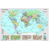 Stiefel Duo könyöklő,  A Föld országai, Gyermek-világtérkép