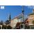 Stiefel Eurocart Kft. Sopron tányéralátét könyöklő   hátoldalon Sopron várostérképe