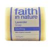 Faith in Nature Bio levendula szappan 100g tisztító- és takarítószer, higiénia