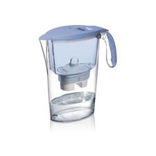 - Laica Clear Line vízszűrő kancsó+2 filter, kék konyhai eszköz