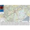 Stiefel Eurocart Kft. Magyarország kamionos térkép 2008-as kiadás