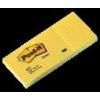 3M/POSTIT 38x51 öntapadós jegyzettömb sárga