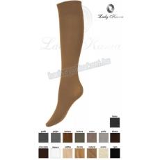 LADY KAMA Rosalia 40 térdfix - klasszikus színek