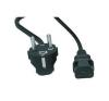 ROLINE kábel Hálózati tápkábel 1,8m kábel és adapter