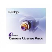Synology NAS kamera licensz 4 db asztali számítógép kellék