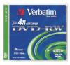 Újraírható DVD lemez írható és újraírható média