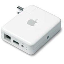 Apple AirPort Express Base Station nyomtatószerver