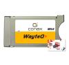 WayteQ Conax műholdas beltéri egység