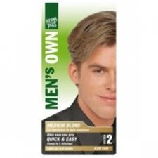 HennaPlus férfi középszőke hajfesték hajfesték, színező