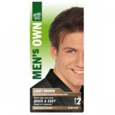 HennaPlus férfi világosbarna hajfesték hajfesték, színező
