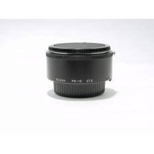 Nikon PK-13 konverter, közgyűrű