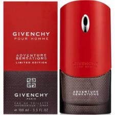 Givenchy Adventure Sensations EDT 100 ml parfüm és kölni