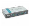 D-Link DKVM-4K hub és switch