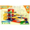 Wader : Kid Cars 3D háromszintes parkolóház