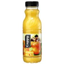 CAPPY Gyümölcslé 0,33 l narancs 100% üdítő, ásványviz, gyümölcslé