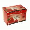 Naturland Gyümölcstea eper-málna 20 x 2 g