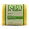 Faith in Nature szappan Bio kender zöldteával