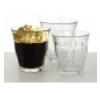 Retro kávés üvegpohár konyhai eszköz