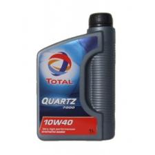 Total QUARTZ 7000 10W40 1 L motorolaj
