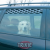 Trixie szellőzőrács autóba