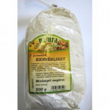 Natura 3 gabonás kenyérliszt száraz étel