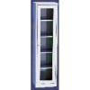 KSPS S5A üvegajtós fémszekrény